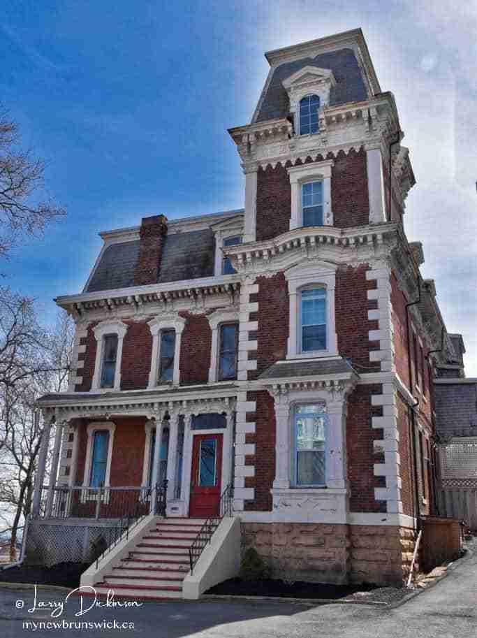 Count DeBury Residence – Saint John