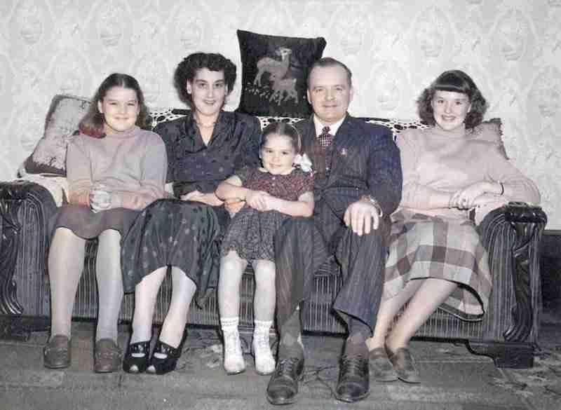 Don Messer family