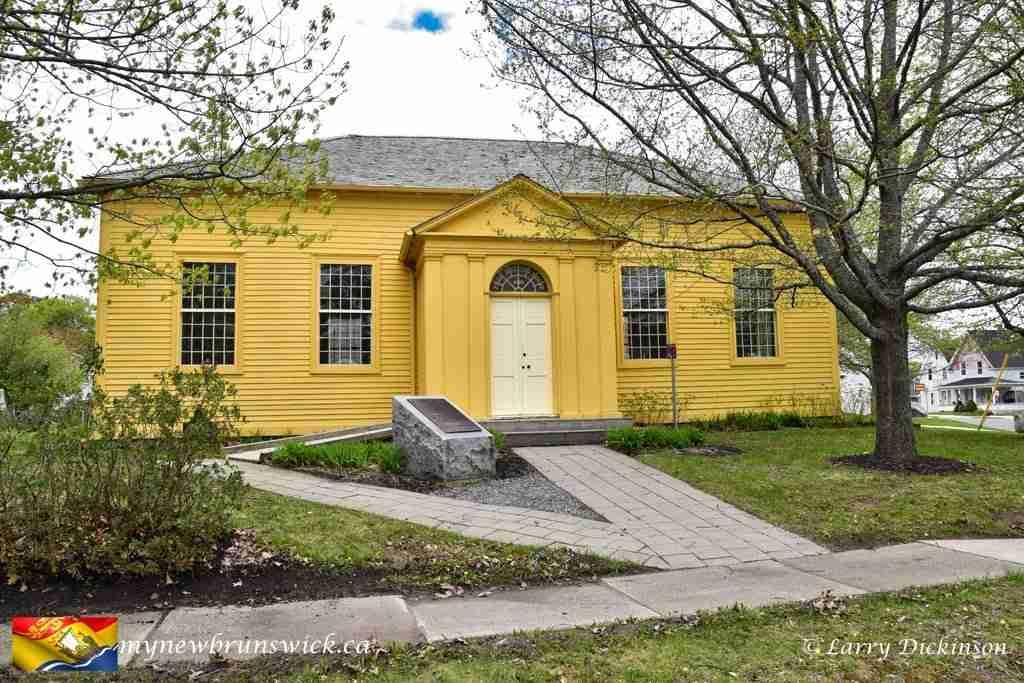 Free Meeting House, Moncton