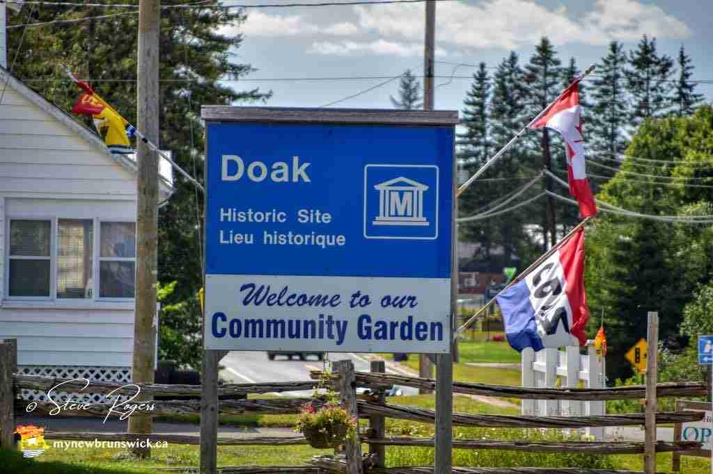 Doak Historic Site