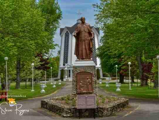 Le Monument Notre Dame de l'Assomption