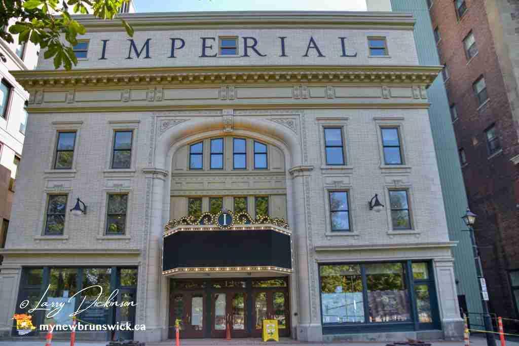 Imperil Theatre Saint John NB