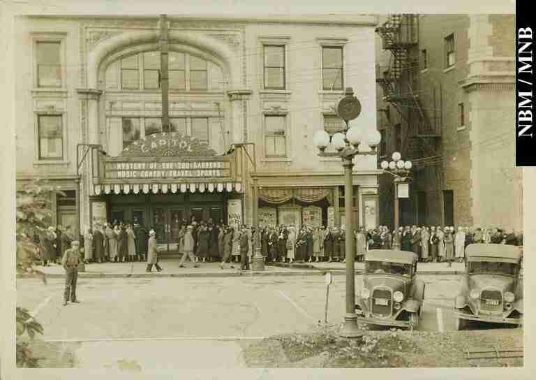 Capitol Theatre Saint John