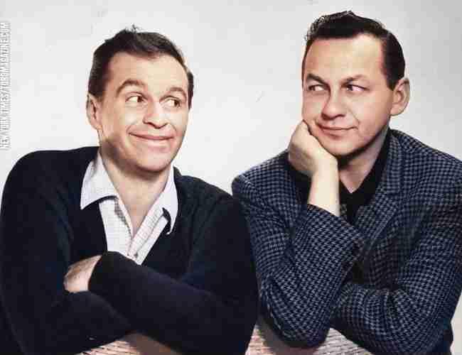 Johnny Wayne & Frank Shuster