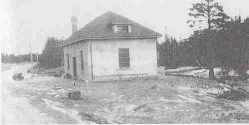 Old Power Station Grand Manan 1929