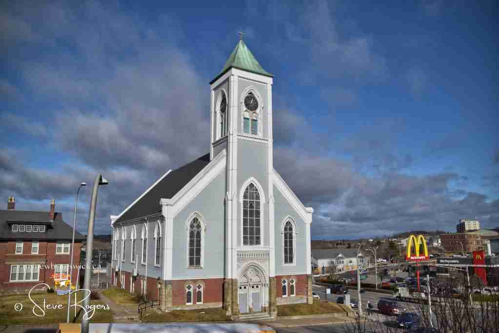 St. Luke's Anglican Church – Saint John