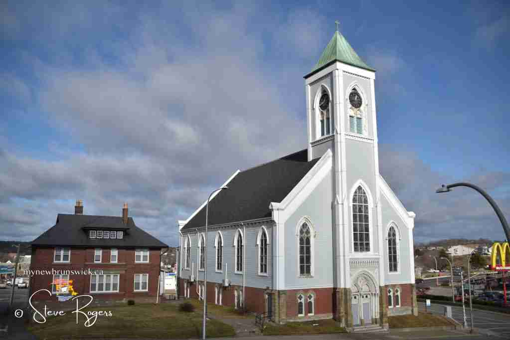 St Luke's Anglican Church Saint John NB