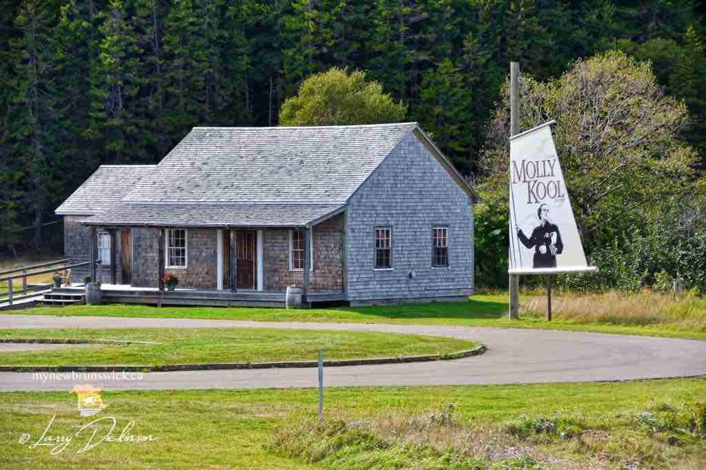Molly Kool Heritage Center, Alma NB