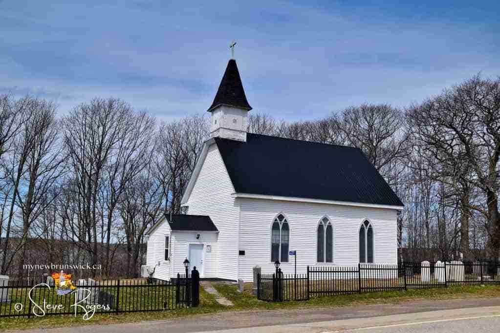 Saint Luke's Church – Whites Cove