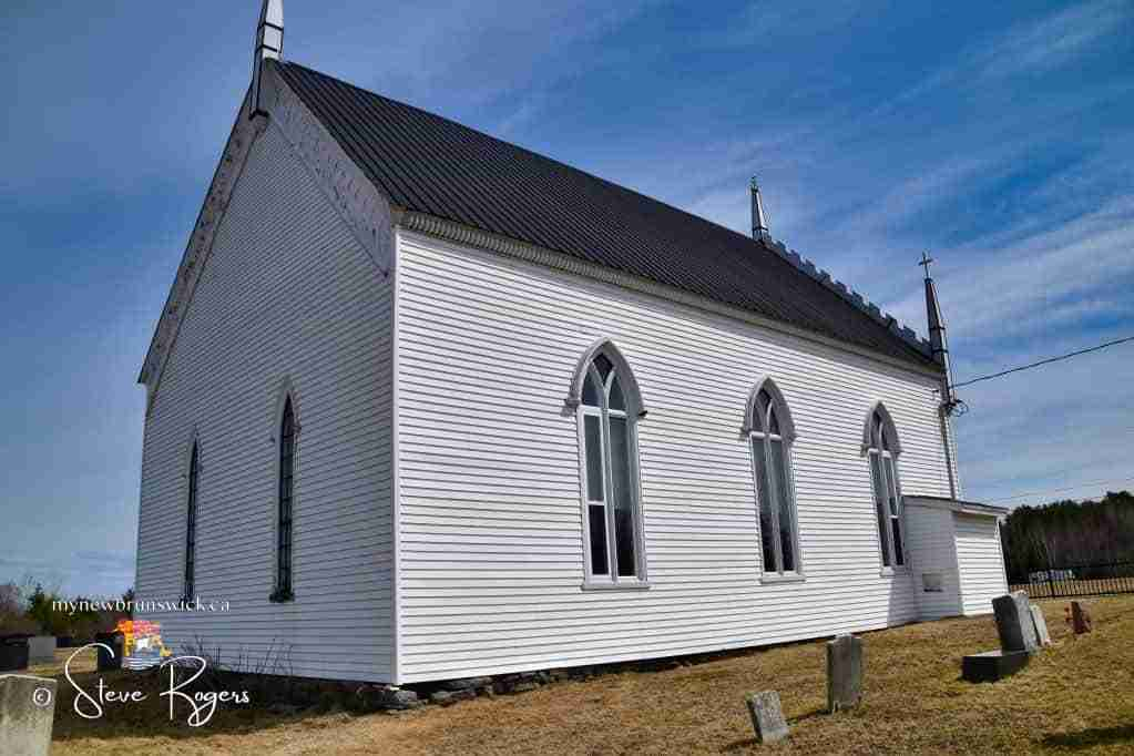 All Saints Anglican Church Youngs Cove