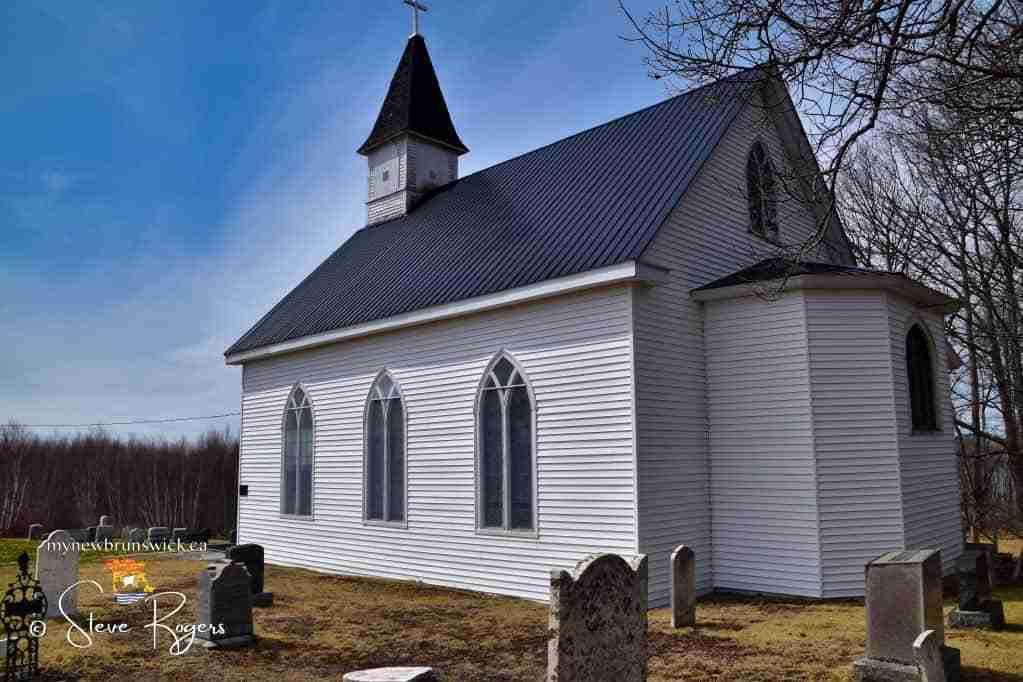 St Lukes Anglican Church Whites Cove