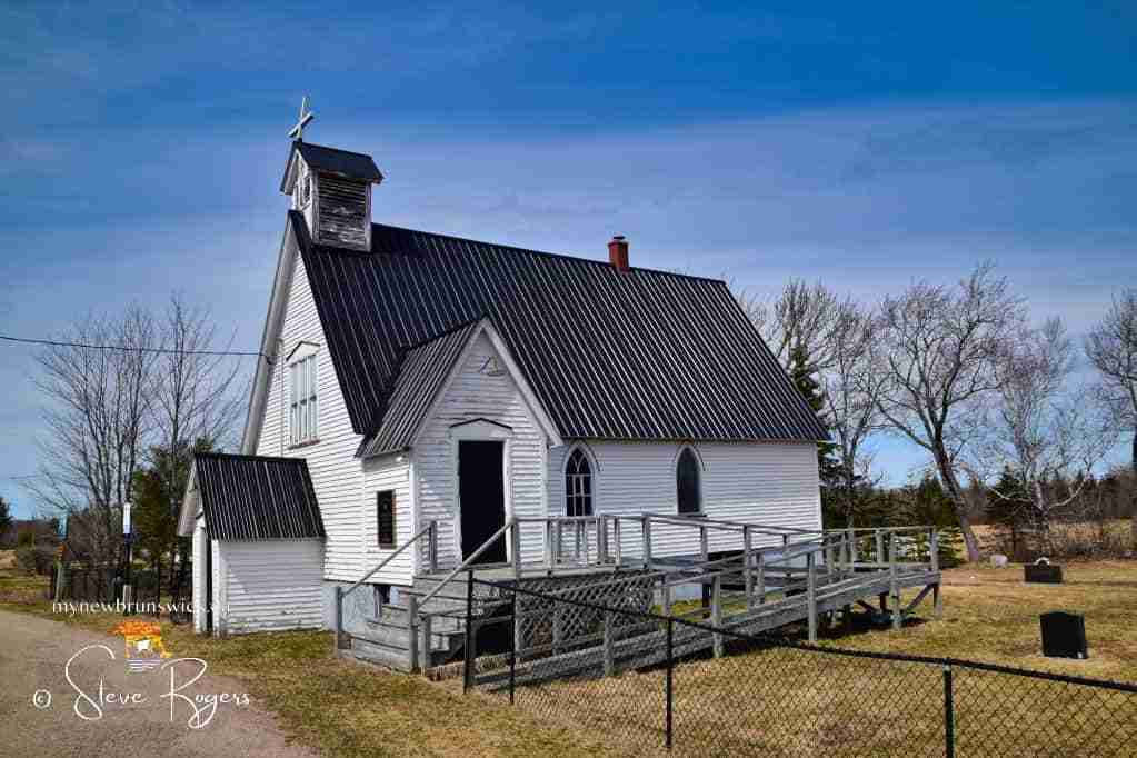 All Saint's Anglican Church – Youngs Cove
