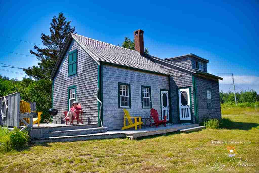 Whale Cove Cottages, Grand Manan
