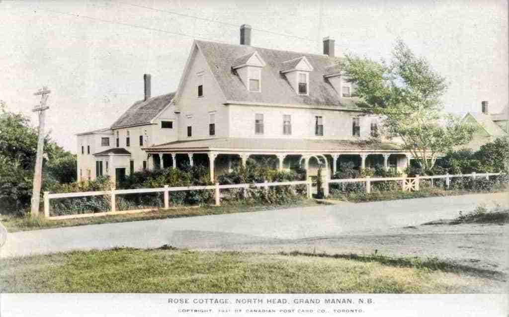 Rose Cottage – Grand Manan