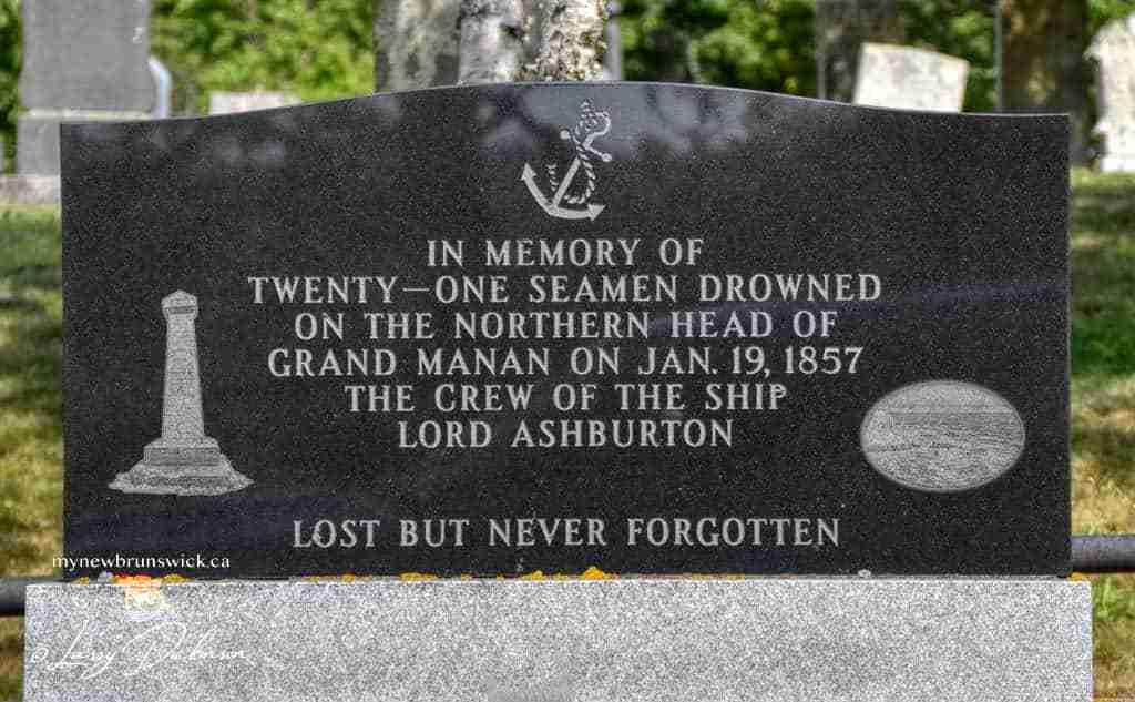 Ashburton Disaster Monument