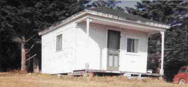 Rose Cottage Cabin
