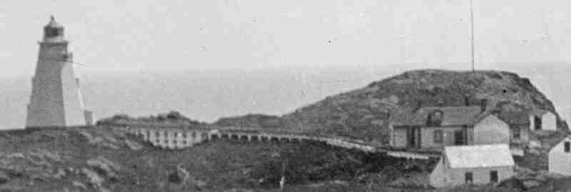 Swallowtail Lighthouse, Grand Manan