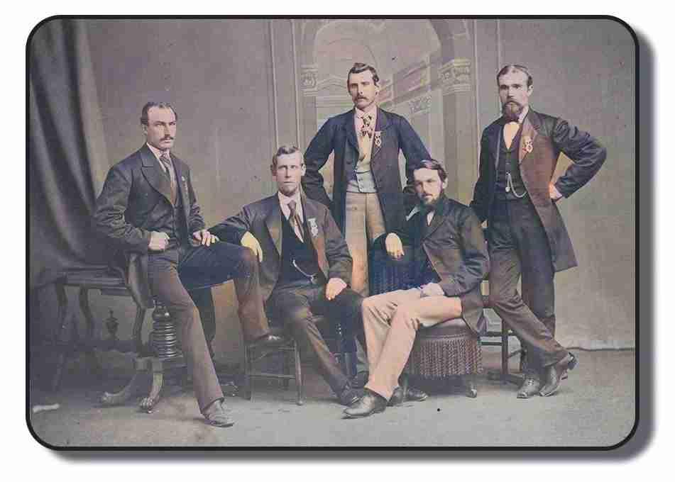 The Paris Crew