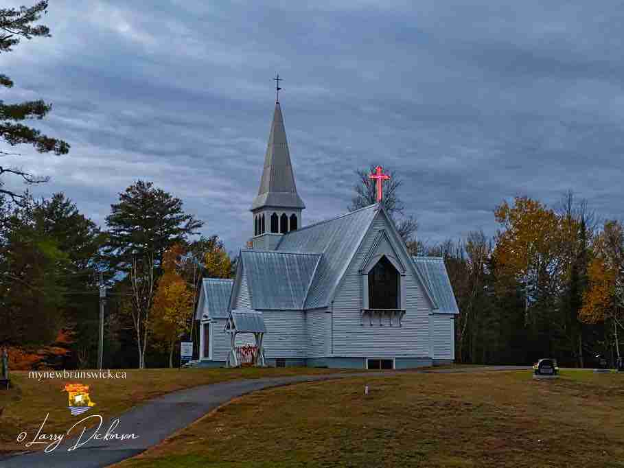 St. James the Greater Anglican Church