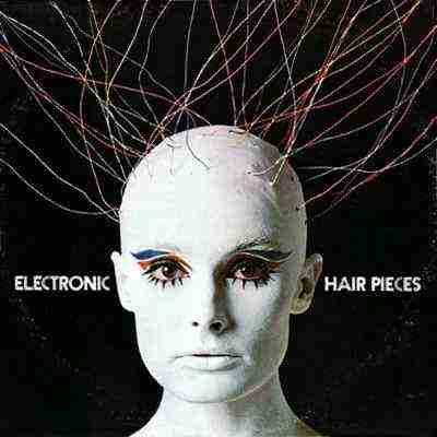 """Mort Garson """"Hair Pieces"""" album cover"""