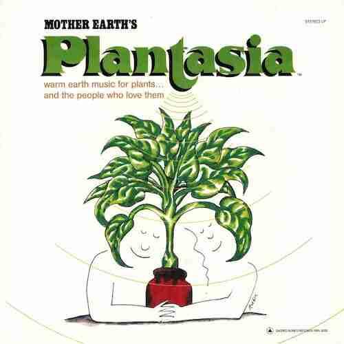 "Mort Garson ""Plantasia"" Album Cover"