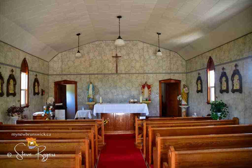 St Michaels Catholic Church, Grand Manan