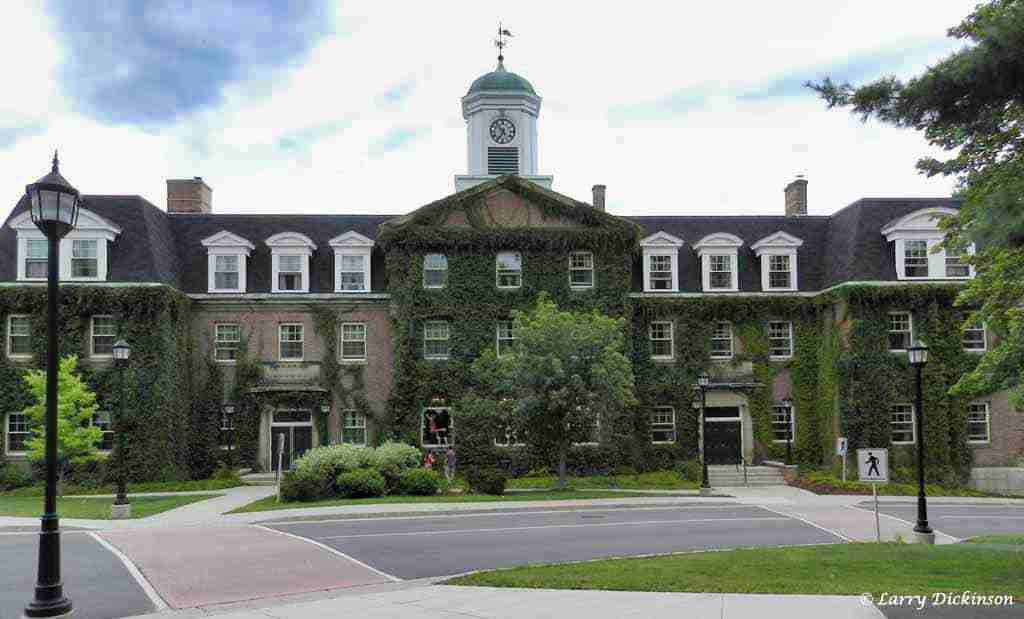 Lord Beaverbrook Residence, UNB Fredericton