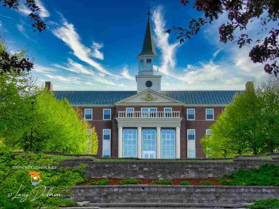 St. Thomas University, Fredericton