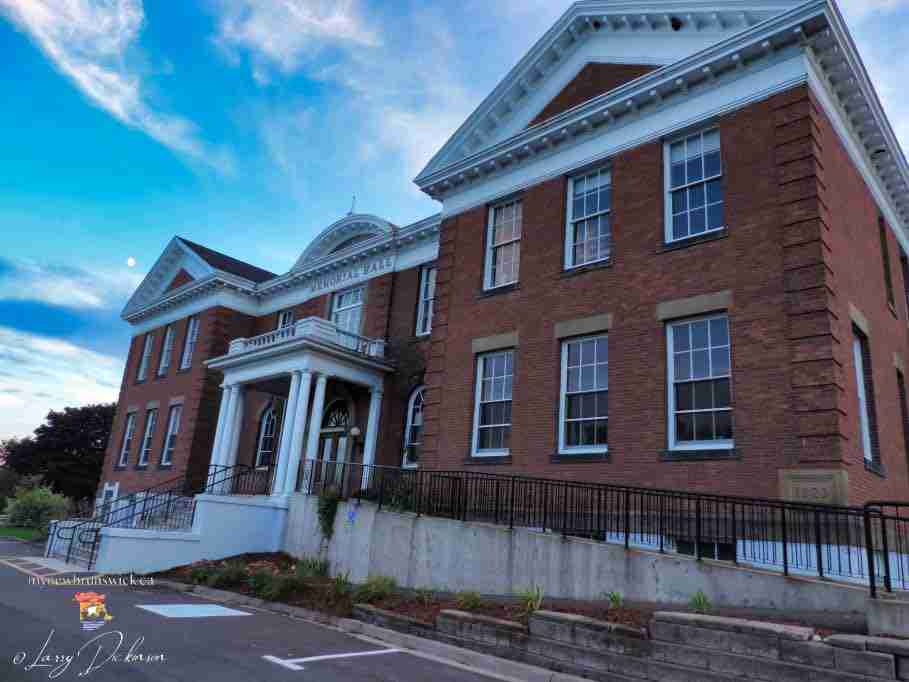 UNB Memorial Hall Fredericton