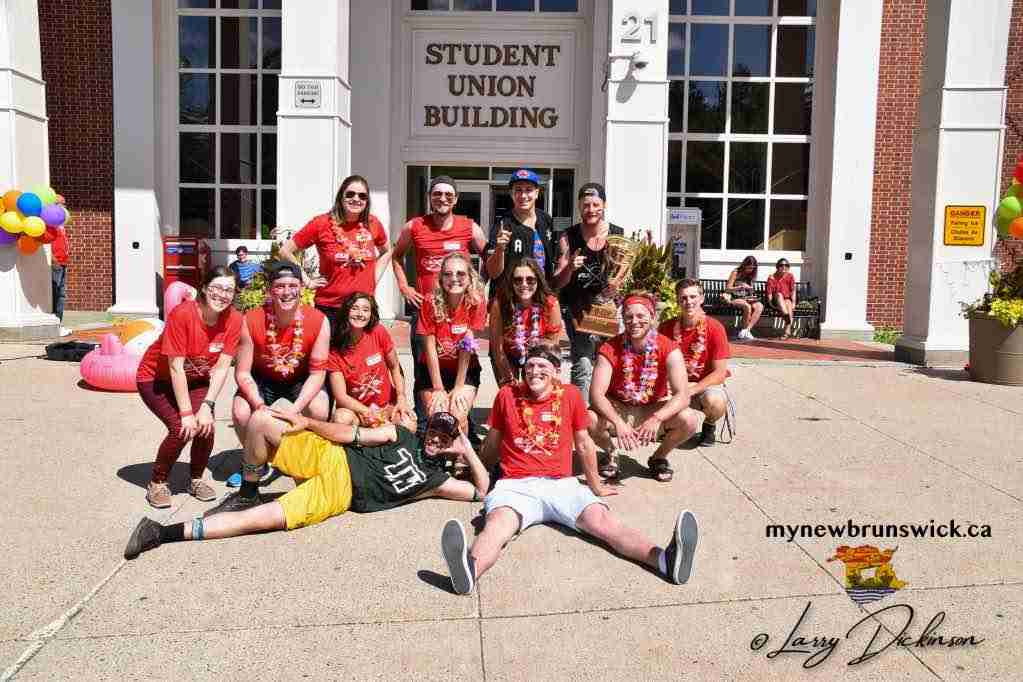 UNB Students Fredericton