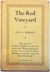 The Red Vineyard by Benedict J. Murdoch