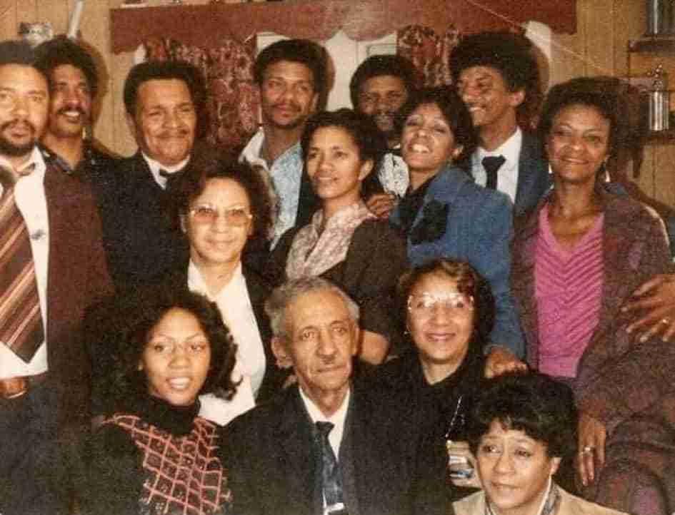 Chester Eatmon Family