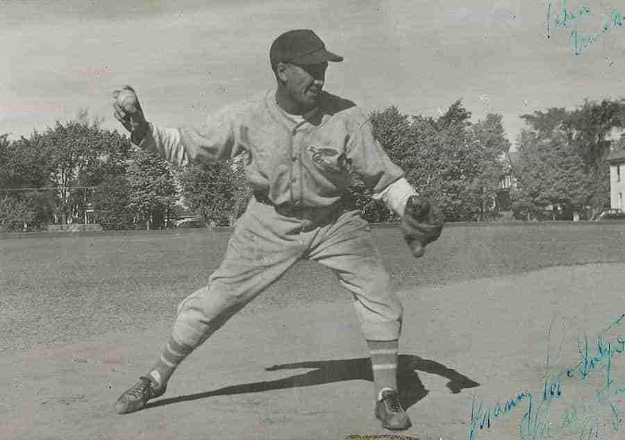 Manny McIntyre Baseball