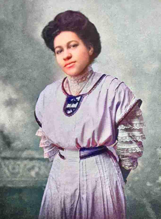 Mary Mathilda Winslow
