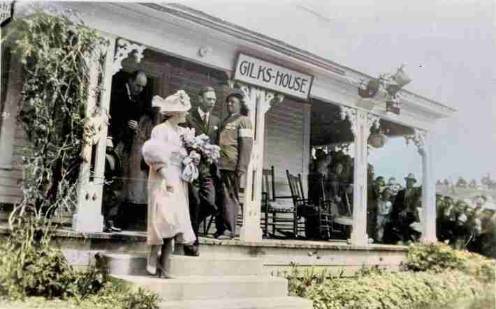 Gilks House