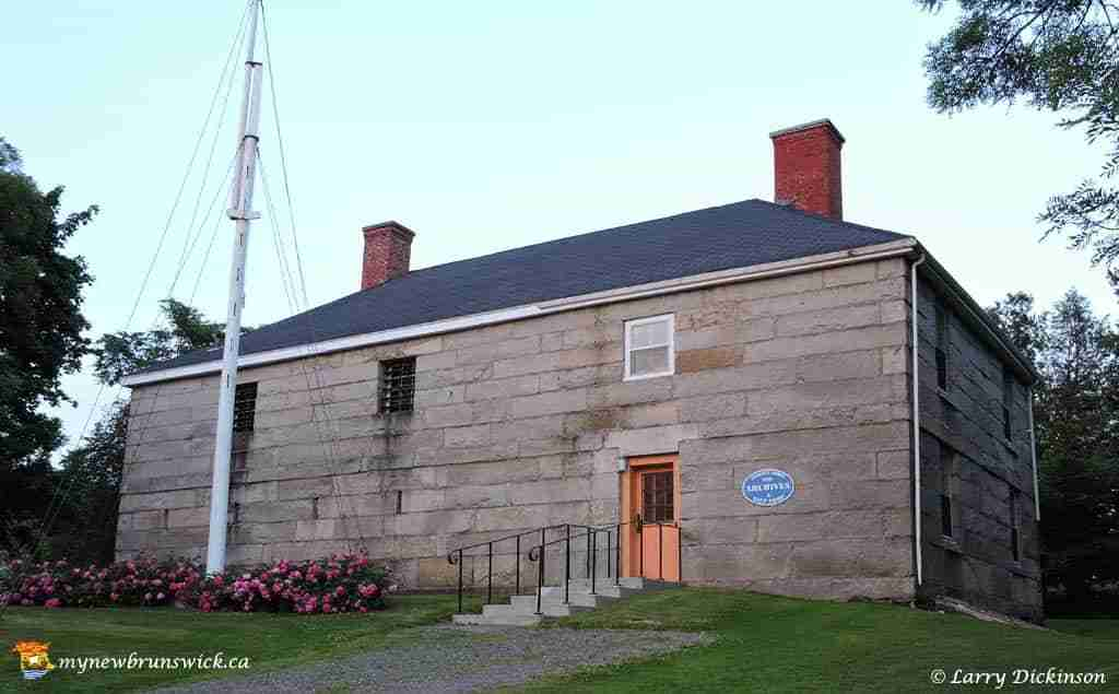 Charlotte County Courthouse Gaol St. Andrews