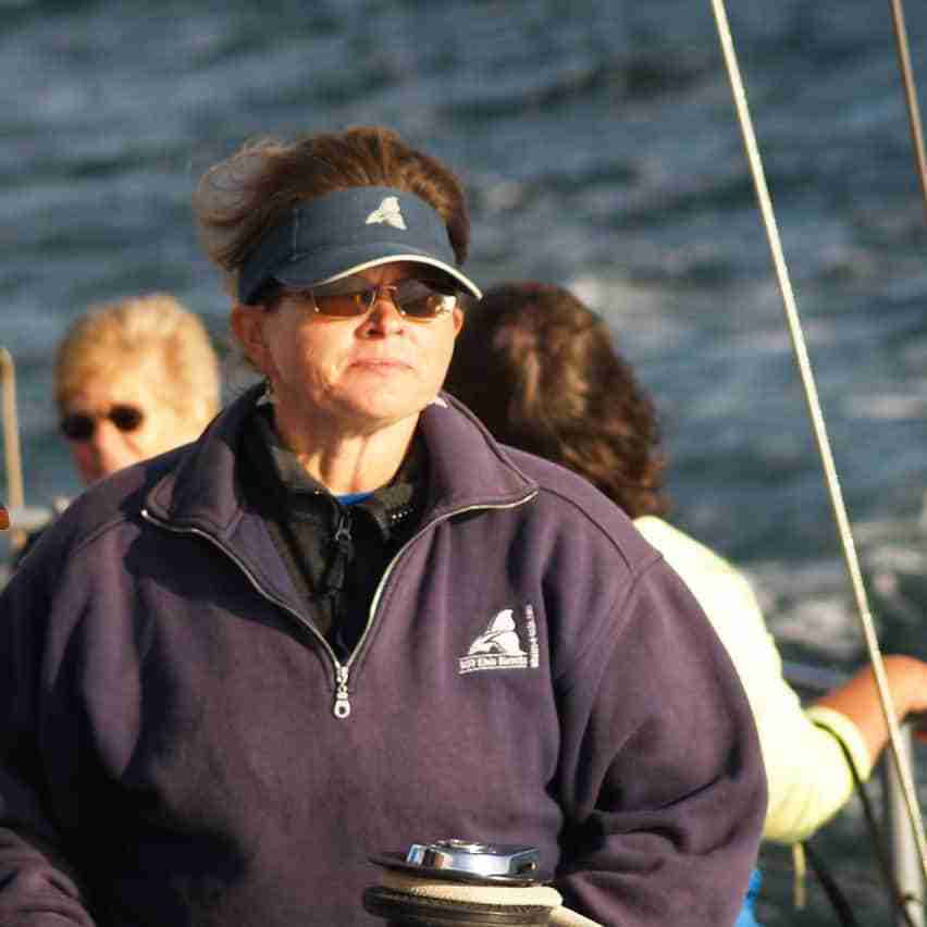 Laurie Murison Whale Watching